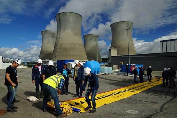 Översvämningsskydd EDF WaterGate