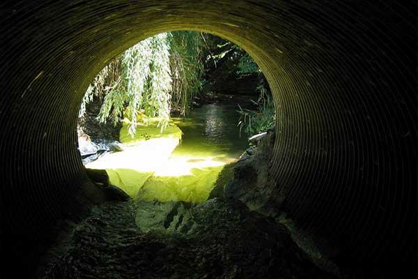 bjälksättningar flod underhåll