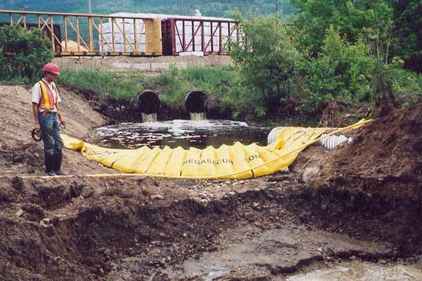flodröret bjälksättning