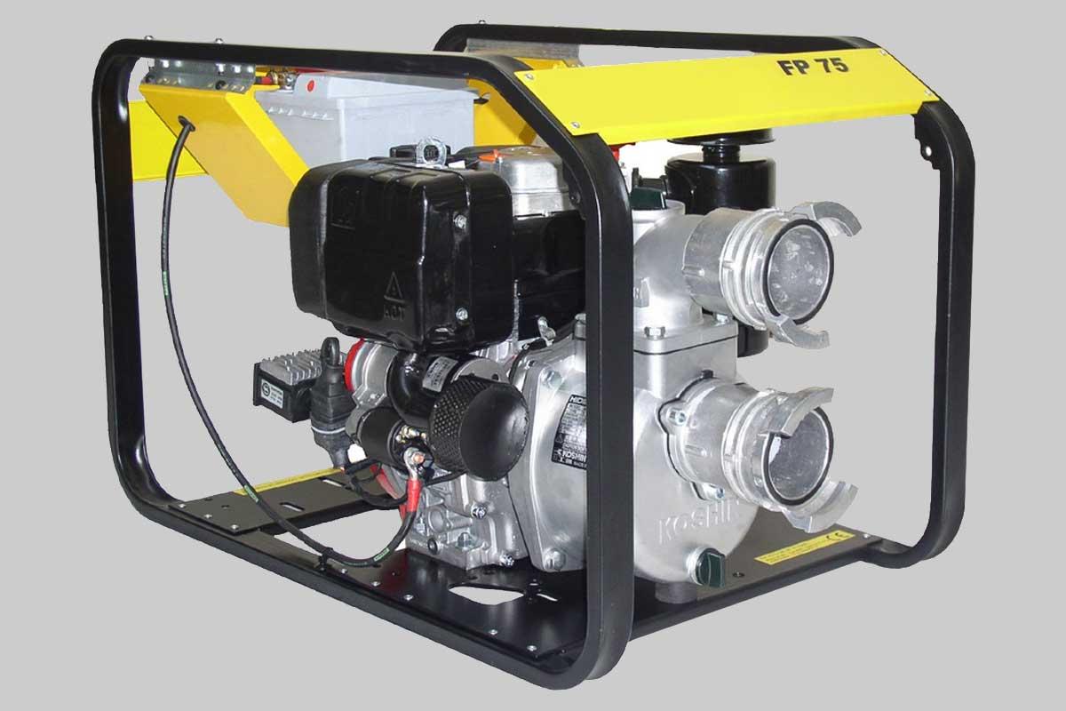 Pumpar och kompressorer
