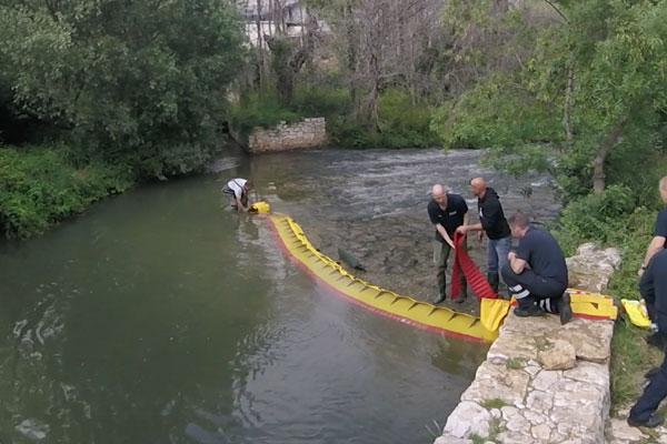 Hur man torkar upp en flodtröskel på 3 minuter! Modell WL-06 med integrerad förkoppling.